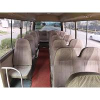 China japan mini car 30seats 2016 2017 used Toyota coaster for sale with cheap price wholesale
