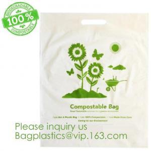 China 100% COMPOSTABLE BAG, 100% BIODEGRADABLE SACKS, D2W BAGS, EPI BAGS, DEGRADBALE BAGS, BIO BAGS, GREEN wholesale