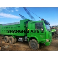 China USED HOWO TRUCK TIPPER FOR SALE wholesale