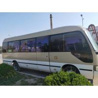China 2015 2016 2017 toyota coaster mini bus used bus for sale with 30 25 seats wholesale