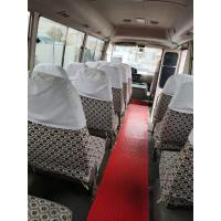China Japan Brand price Used LHD coaster bus used Luxury coach bus for sale second hand diesel/petrol car hot sale wholesale