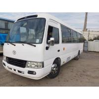 China LHD 2016 2017 used toyota coaster diesel /petrol made in japan wholesale