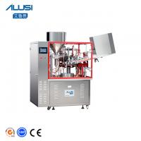 China Automatic Cream Plastic Tube Filling Sealing Machine for Cosmetic wholesale