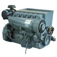 China F6L912, F6L912T Air Cooled Diesel engine Deutz Tech 4 cylinders 4 strokes motor for pump generator Stationary Power wholesale