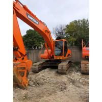 China used hitachi ex200 with cheap price second hand excavator for sale wholesale