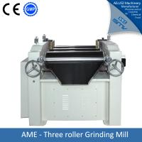 China Lipstick Three-Roller Grinding Mill,  3-Roller Mill, Triple Roll Grinding Mills with CE certificate wholesale