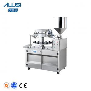 China Semi-auto Ultrasonic Plastic Tube Filling And Sealing Machine wholesale