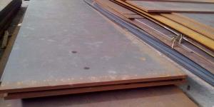 China GB/T Q295NH/ Q355NH Weathering Steel Sheet With Atmospheric Corrosion Resistant wholesale