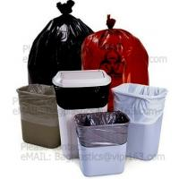 China REFUSE SACKS, BIN LINERS, WASTE BAGS, COLLECTION BAGS, DONATION COLLECTION SACKS, RUBBISH BAG, GARBAGE SACKS wholesale