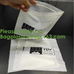 China 100% COMPOSTABLE ZIP BAG, 100% BIODEGRADABLE ZIPPER BAG, SACKS, D2W BAGS, EPI BAGS, DEGRADBALE BAGS, BIO BAGS, GREEN wholesale
