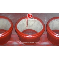 Buy cheap Ceramic lined reducer pipe from wholesalers