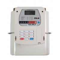 China Indonesia, Egypt, Middle East, Africa compliant Prepayment Gas Meter ,  STS  gas meter Diaphragm Type wholesale