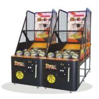 China Quality product low price arcade amusement coin operated basketball game machine wholesale