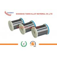China TankiiElectric Resistance Heating Flat WireFecral Alloy 0cr25al5 used in electrical furnace,resistor,heating element wholesale