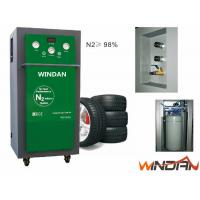 China Truck / Bus Nitrogen Inflator with Automatic N2 Dynamic Simulative System wholesale