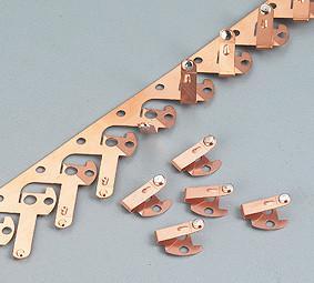 Quality Ag AgCdO12 Relay contact rivet Silver contact Composite rivets for relay contact for sale