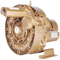 Buy cheap Regenerative 2.2kw Two Stage Vacuum Pump , High Vacuum Air Ring Blower from wholesalers