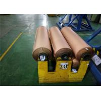 China 100µ Thickness Electrolytic Copper Foil 300mm Width For Epoxy Board None Pinholes wholesale