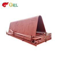 Buy cheap power station boiler gas boiler waterwall panel ORL Power ASTM certification manufacturer from wholesalers