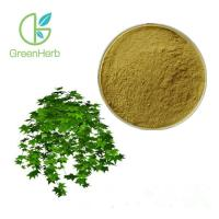 China UV Test Lvy Leaf Extract Hederacoside C  / Lvy Leaf Extract Powder ISO / GMP wholesale