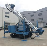 China Hydraulic Water Anchor Drilling Rig Machine Long Feeding Stroke 25T Pull Capacity wholesale