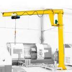 China Warehouse Frame Semi Portal Crane 20T Electric Hydraulic Color Customized wholesale