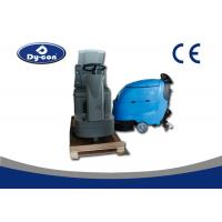 China Dycon Light Gray Color 3800m2 efficiency Driving Type Floor Scrubber Dryer Machine wholesale