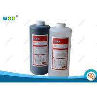 Glass Printing Marking And Coding Ink For Videojet 43S Superior Adhesion