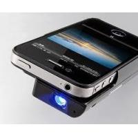 Super cool iphone mini projector portable pocket of for Best mini projector for iphone 6