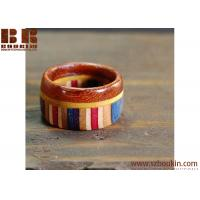 China WOOD RINGJEWELRY , WOODEN RING FOR MEN/WOMEN,WOODEN WEDDING RINGS,HANDMADE WEDDING RINGS on sale