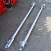 China 2000mm Galvanized Grounding And Earthing Products Ground Anchor Pipe wholesale