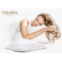 China Soft Hotel Style Duck Down High End Sleeping Pillows Inner Luxury Pure White wholesale
