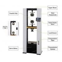China Leather , Rubber , Plastic , Adhesive , Wire Tensile Strength Testing Machine , Tensile Strength Tester WDW-20S wholesale