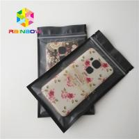 China Ziplock Recycled Plastic Pouches Packaging , USB Custom Printed Stand Up Pouches wholesale