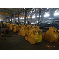 China Heavy Duty Rock Excavator Grapple Bucket 800mm Width With Strong Strength wholesale