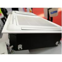China Brushless DC Motor Air Conditioner Cassette Unit With Build In Electrical Box wholesale