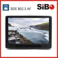 China 10 Inch Wall Surface Industrial Control Android POE Tablet With Body Sensor RS232 wholesale
