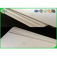Buy cheap 0.45mm 0.6mm 0.7mm 0.8mm 0.9 mm Duplex Board Grey Back Carton Gris from wholesalers