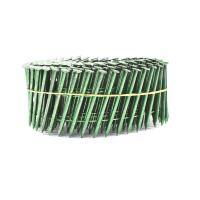 China Smooth Ring Screw Shank Pallet Coil Nails Pneumatic Fasteners Diamond Point wholesale