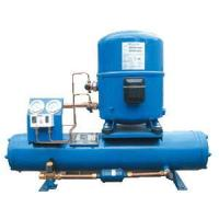China Hermetic water-cooled refrigeration condensing unit, ACR unit, HVAC/R equipment wholesale