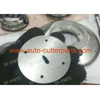 China Round Metal Vector 5000 Auto Cutter Parts White Knife Chassis For Lectra Auto Cutter Machine wholesale