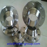 China Annealed 8'' Stainless Steel Flange For Welding Tube 300LB DN15~1500 wholesale