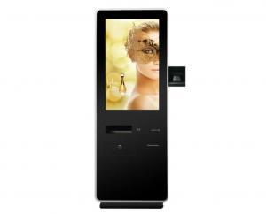 China 16.2M TFT LED 22'' Self Service Information Kiosk 300CD/M2 wholesale