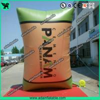 China Snacks Advertising Inflatable Bag Replica/Pet Food Promotional Inflatable Bag wholesale