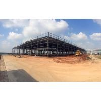 China Low Cost Prefabricated Light Weight Buildings For Steel Structure Warehouse wholesale