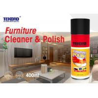 China Furniture Cleaner & Polish / Home Aerosol For Removing Dust And Fingerprints wholesale