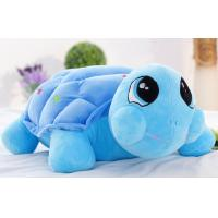 China Plush Couple Tortoise Toy with Big Eyesbos Soft cloth Cute animal design wholesale