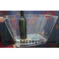 China large stainless steel ice bucket wholesale