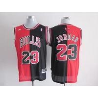 China NBA Chicago Bulls #23 Michael Jordan red Swingman Jersey wholesale