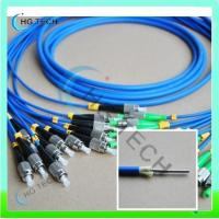China 12Core FC/FC Armored Fiber Optic Patch Cable wholesale
